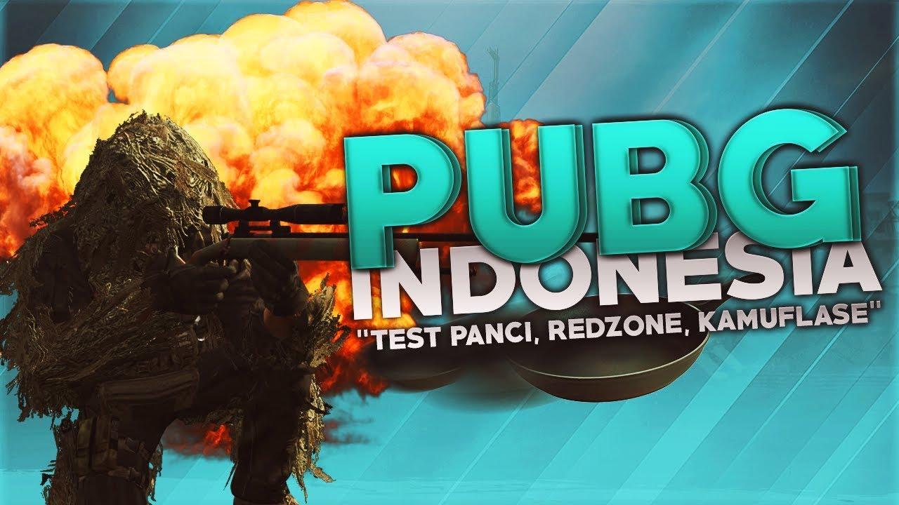 Pubg Indonesia Test Panci Redzone Kamuflase