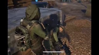 MELEE Kills Montage and awesome moments : GHOST RECON WILDLANDS GHOST WAR