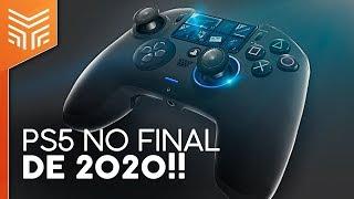CONFIRMADO: PLAYSTATION 5 NO FINAL DE 2020!