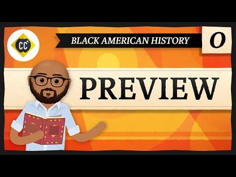 Crash Course Black American History Preview