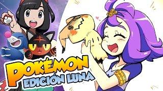 ¡Sera la dueña de Mimikyu! |#24| Pokemon Luna (N3DS) en Español
