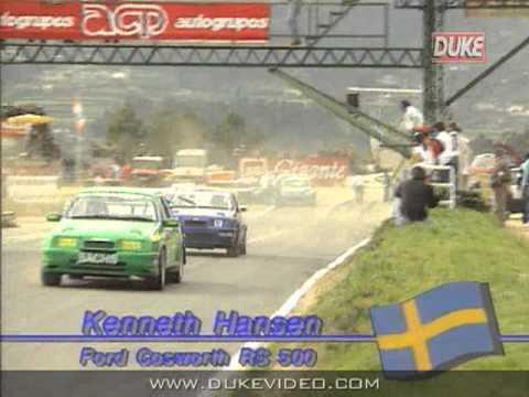 Duke DVD Archive - European Rallycross 1991
