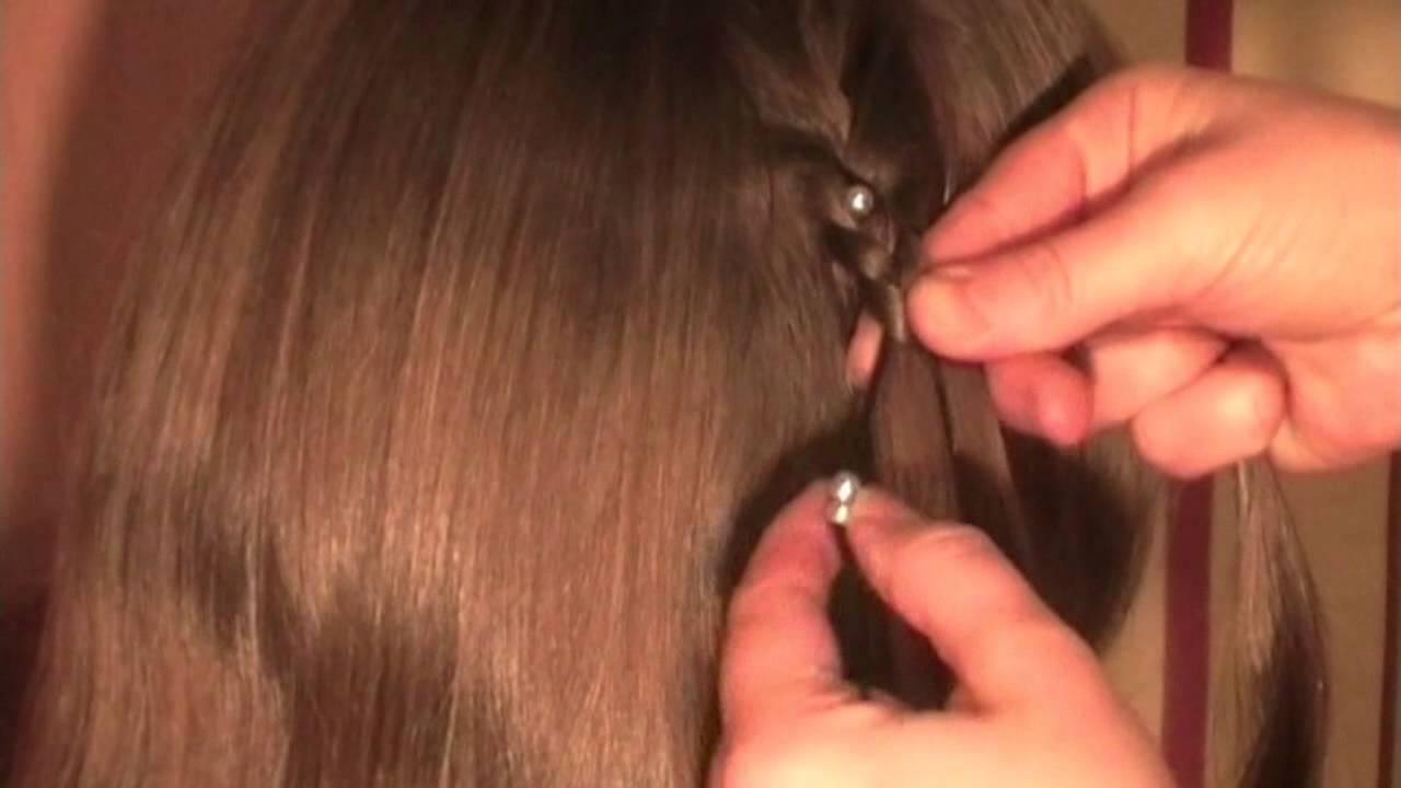 Perlenketten In Den Haaren Youtube