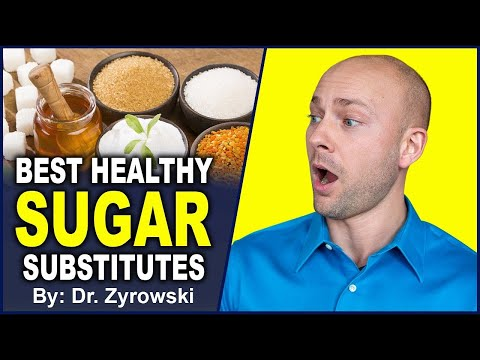 7 Best Sugar Substitute Must See! | Dr. Nick Z