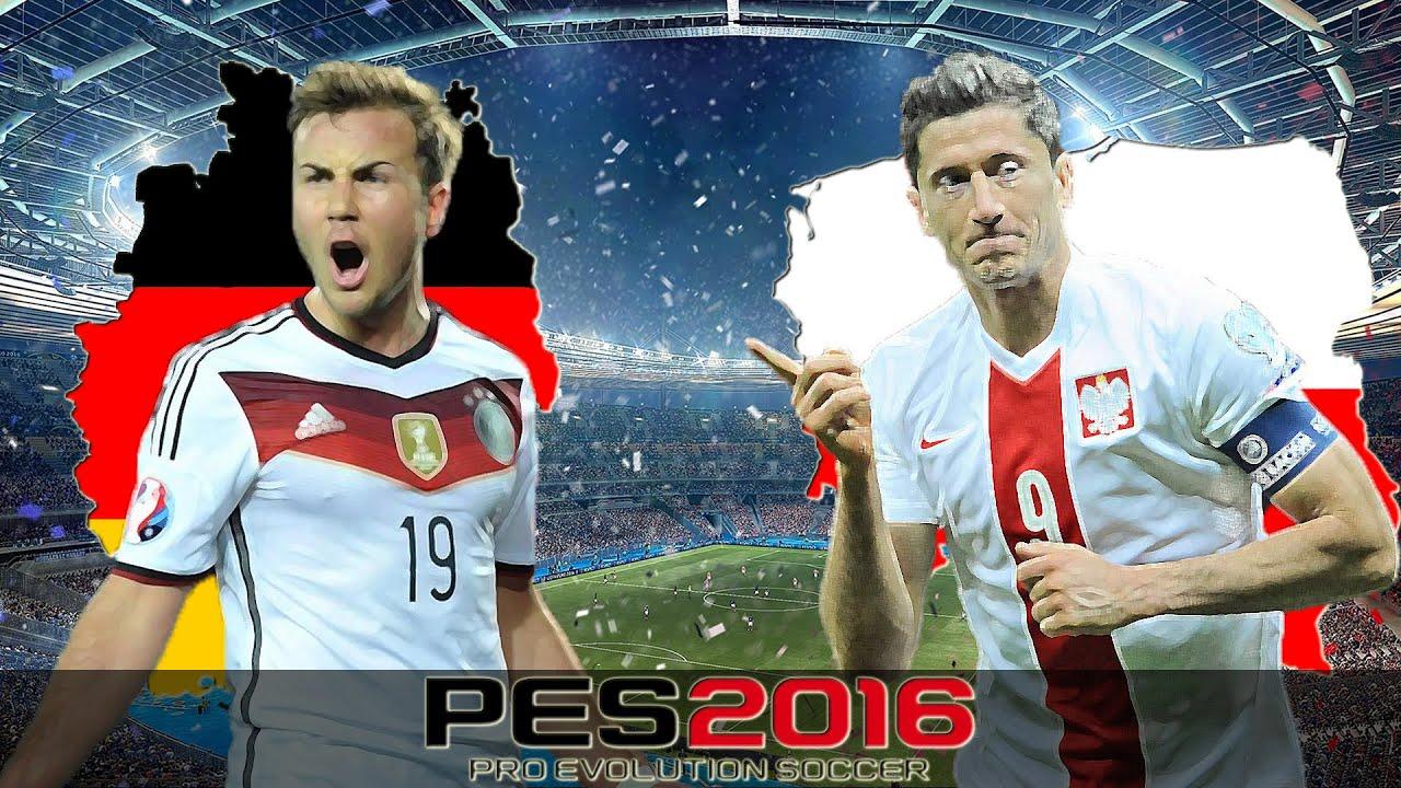 Deutschland Vs Polen Em 2021