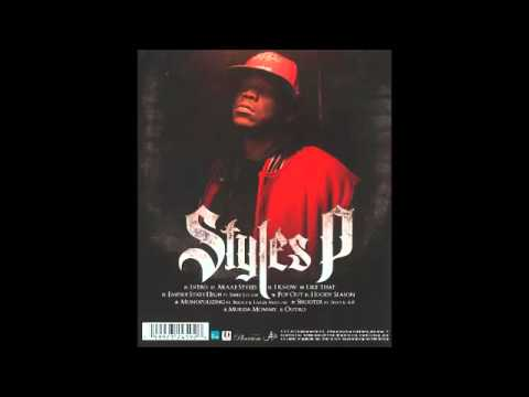 Styles P Hood Love Me / Bitch Nigga Run Prod. The Neptunes