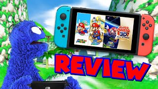 All That Glitters Is Old | Super Mario 3D All-Stars Review (Video Game Video Review)