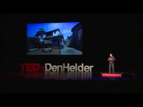 Why Esports should be in the Olympics in 2024   Jon Pan   TEDxDenHelder