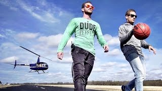 It's time for our editors to star in an epic video! ▻ Click HERE to subscribe to Dude Perfect! http://bit.ly/SubDudePerfect ▻ Click HERE to follow DPeditors on ...
