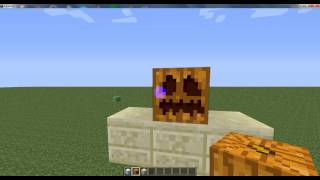 Как построить в Minecraft Снеговика и Робота/ #2(, 2013-03-30T10:21:53.000Z)