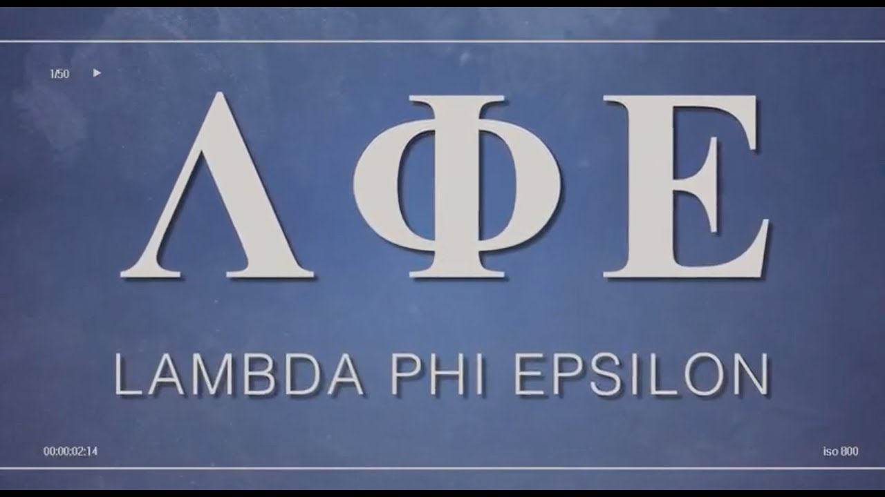Membership - Lambda Phi Epsilon International Fraternity, Inc