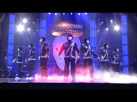 ABDC - Jabbawockeez - The Final Countdown - Charity Event