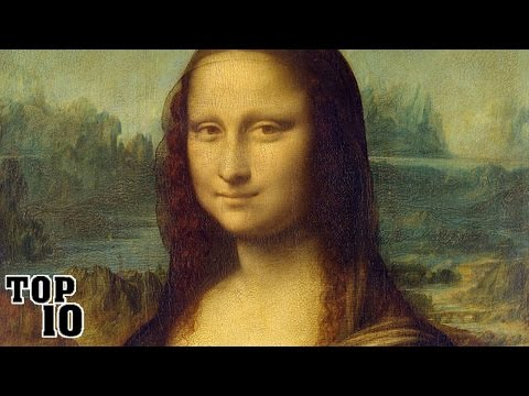 Top 10 Most Famous Paintings