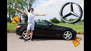 MERCEDES SLK 280 V6 | JUST TEST DRIVE [PROVA SU STRADA]