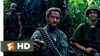 Tropic Thunder 6/10 Movie Clip What Do You Mean, You People? 2008 Hd