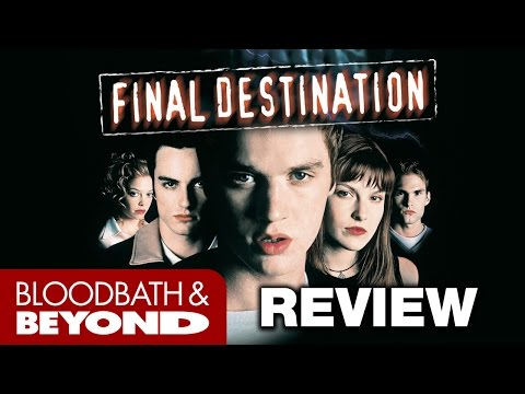 Final Destination 2000  Movie