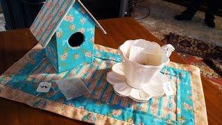 Vera Brugin – Porta Chá Casa de Passarinhos