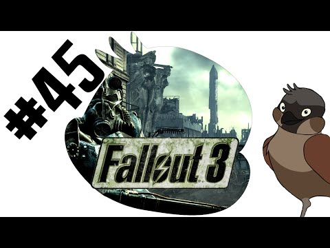 50 Days 'till Fallout 4 - So: Let's Play Fallout 3 Episode 45 [Modded / Full HD] Killing Spree