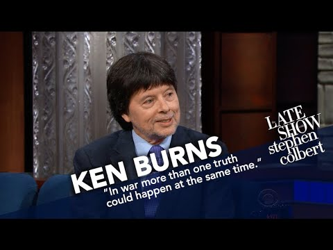 Ken Burns: Today's Divisiveness Has Roots In Vietnam