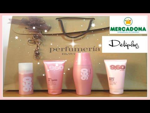 PERFUMERIA DE MERCADONA - YouTube