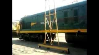 EMD lokomotiva 661 - 116