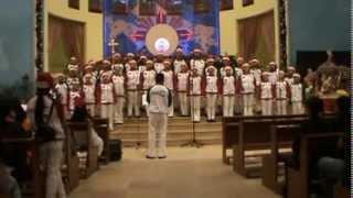 TLC Church Caroling 18Dec2013