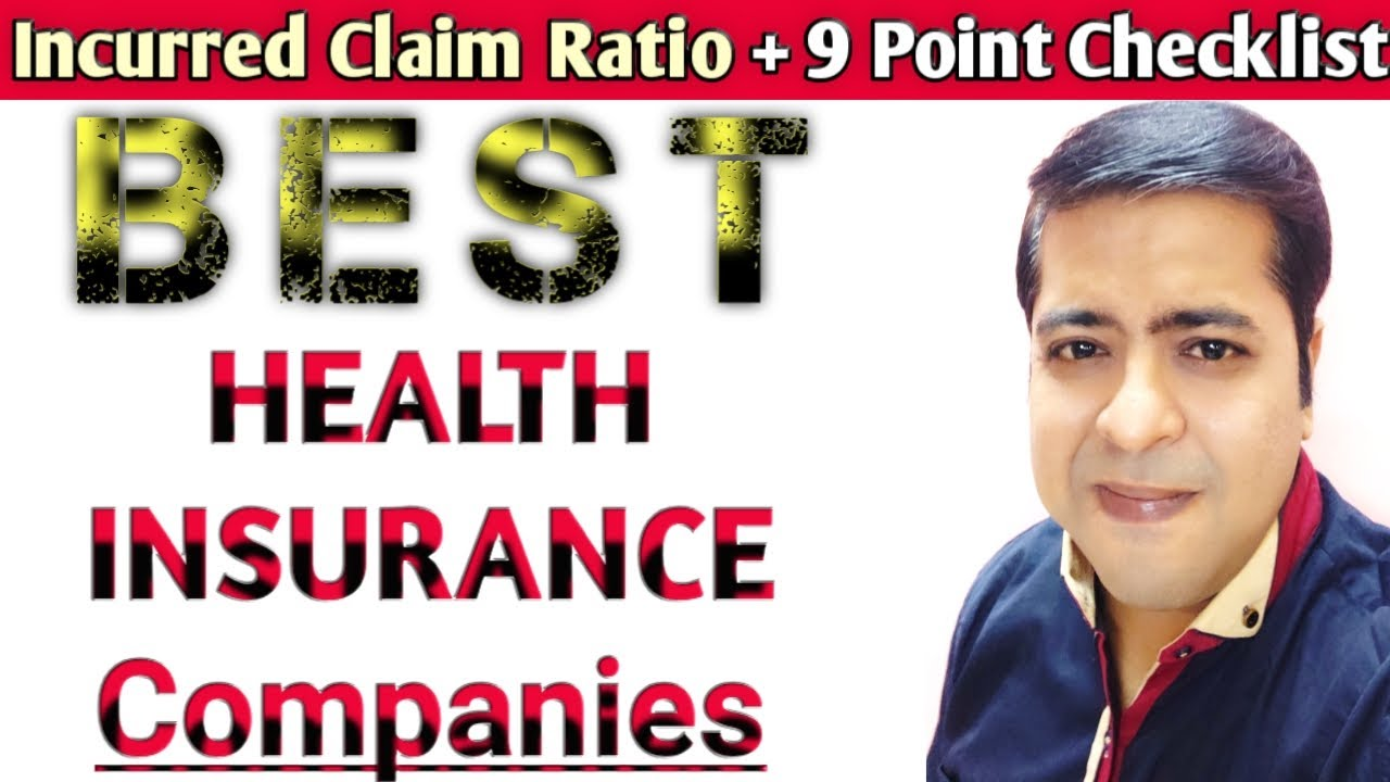 Best Health Insurance Company in India || Best Mediclaim ...