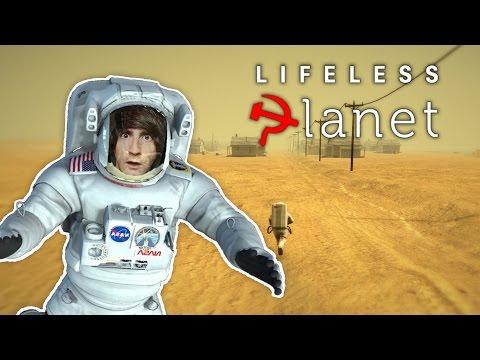 LAS RUINAS DE UN PLANETA! Lifeless Planet E1 - [LuzuGames]