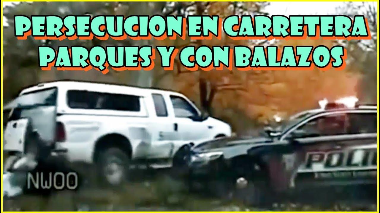 Fuerte Persecución Policial entre Calles, Parques y Balazos / No 21 / PPyM