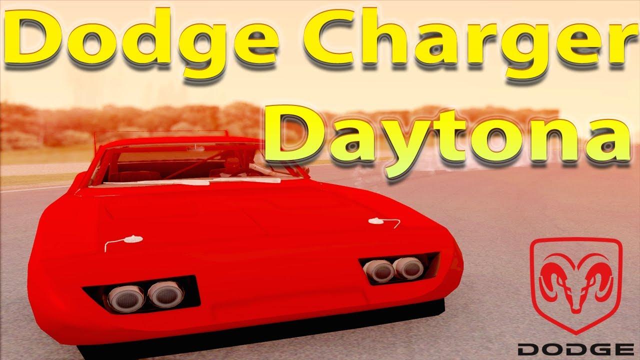 gta san andreas mods 1969 dodge daytona charger fast and furious 6 youtube - Dodge Charger 1969 Fast And Furious 6