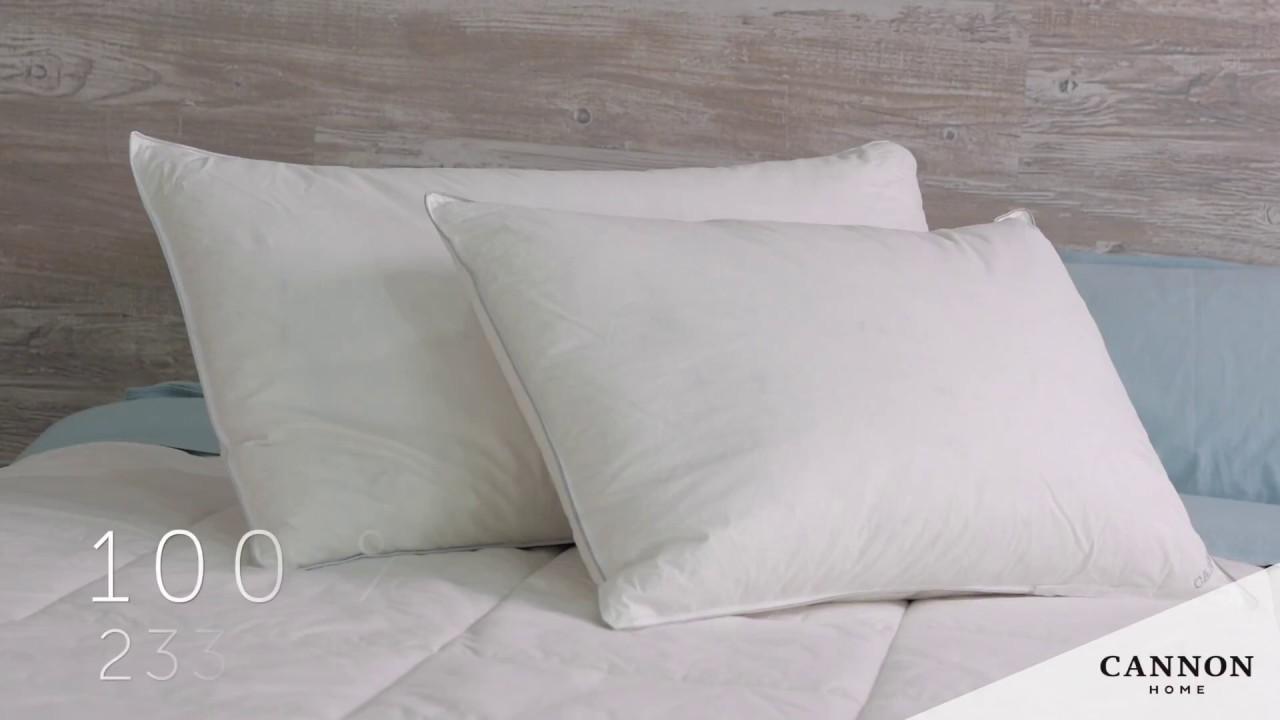 almohada de pluma - youtube