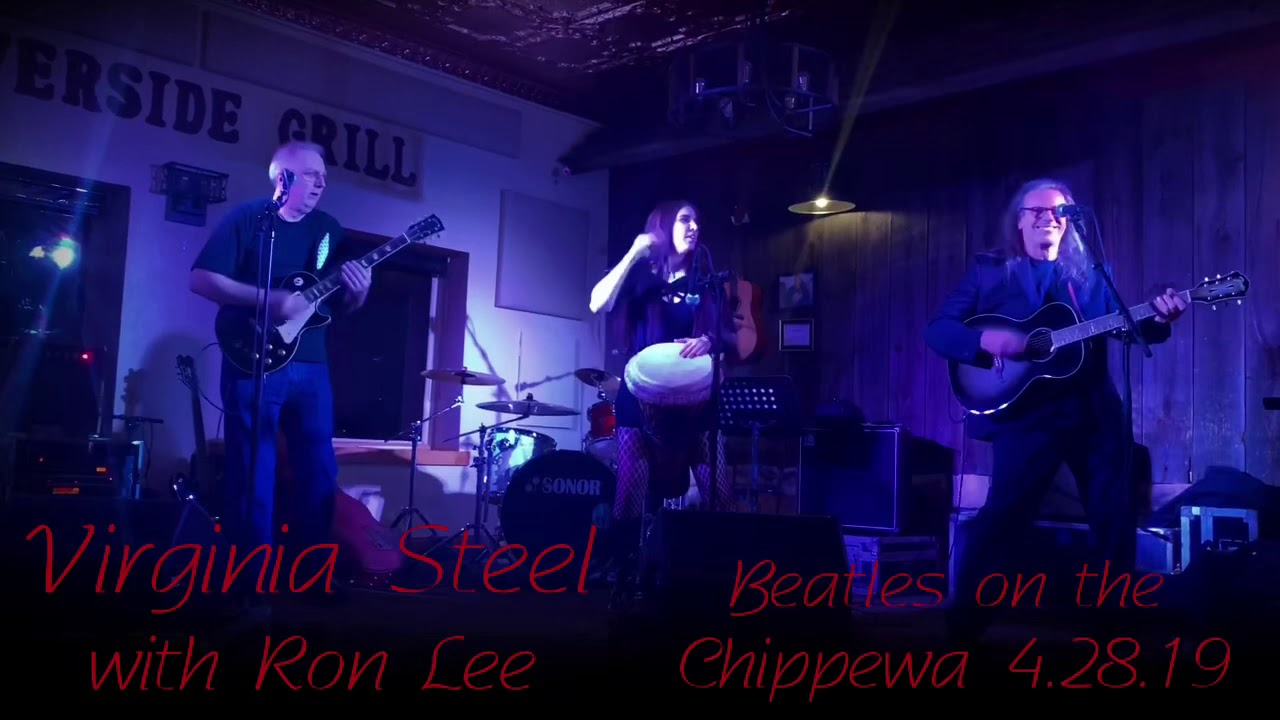 """Why Don't We Do It in the Road"" - Virginia Steel Cover with Special Guest Ron Lee on Lead Guitar"