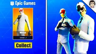 CUSTOMIZABLE WILD CARD SKIN! (HIGH STAKES LTM EVENT) Fortnite Outfit FREE CHALLENGES RELEASE DATE