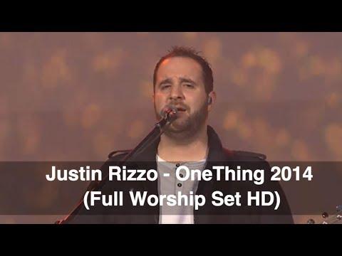 Justin Rizzo - OneThing 2014 (Full Worship Set HD)
