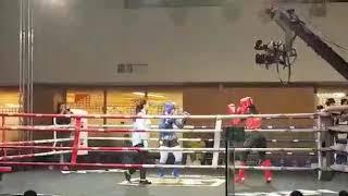 Africa sports kenitra   Muay Thai sara bakali