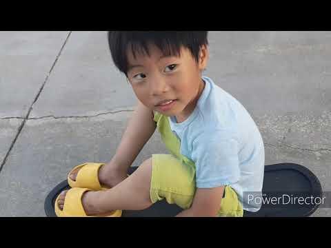 [日常篇]徐斳亨有趣的滑板影片!