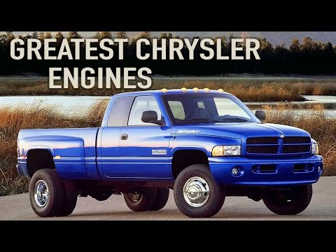 These Are The Greatest Engines Chrysler Has Ever Made