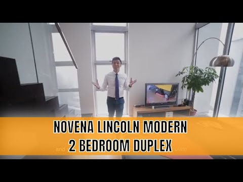 Singapore Condo Property Listing Video - Lincoln Modern 2 BR