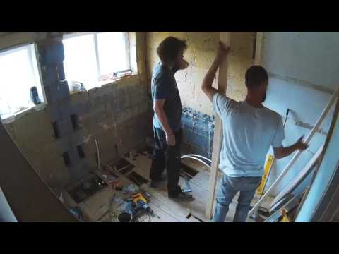 Time-lapse Bathroom Refit