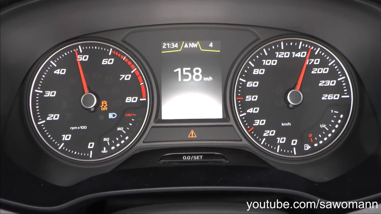2017 Seat Leon 1.4 TSI ACT Facelift 150 HP 0-100 km/h & 0-100 mphAcceleration
