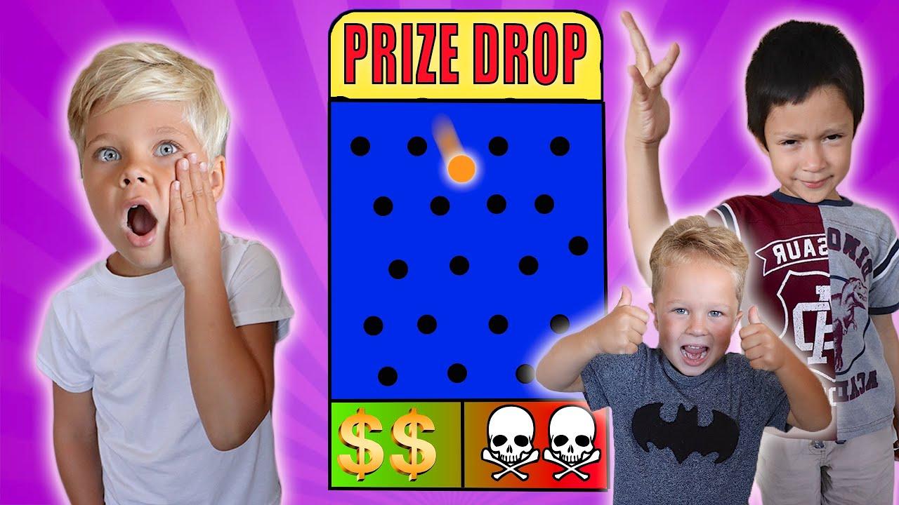 Intense PRIZE DROP Challenge!