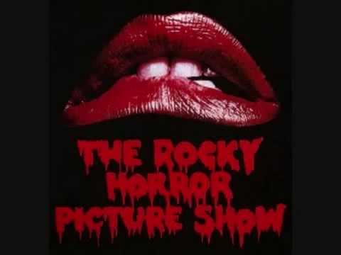 The Sword of Damocles - Rocky Horror Picture Show (WITH LYRICS).