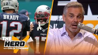 Aaron Rodgers' support, Antonio Brown to Bucs, Baker & OBJ - Eric Mangini discusses | NFL | THE HERD