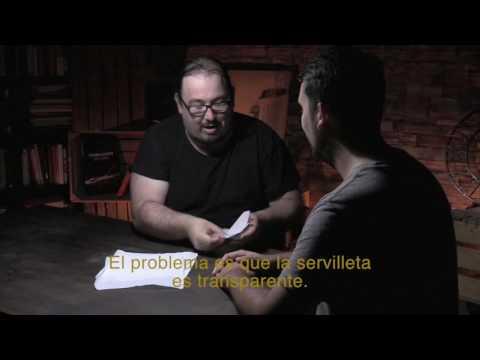 Napkin Trick - Dani DaOrtiz - LAP