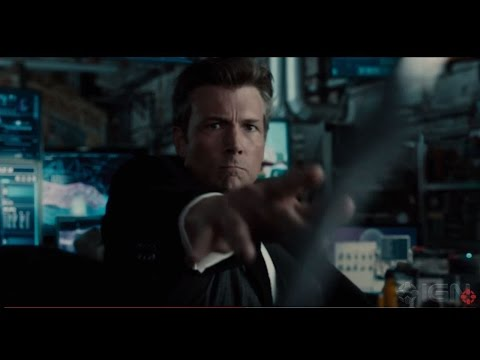 10 Cool Things From the Justice League Trailer - Rewind Theater