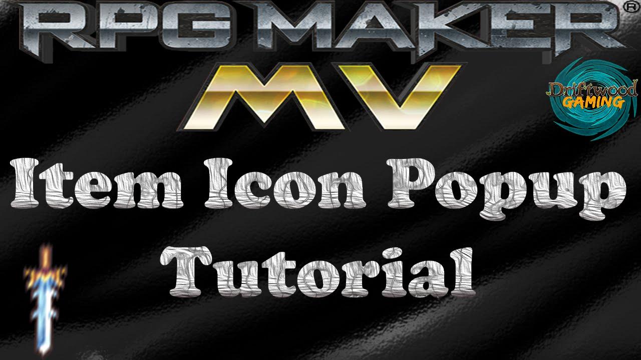 rpg maker mv tutorial pdf