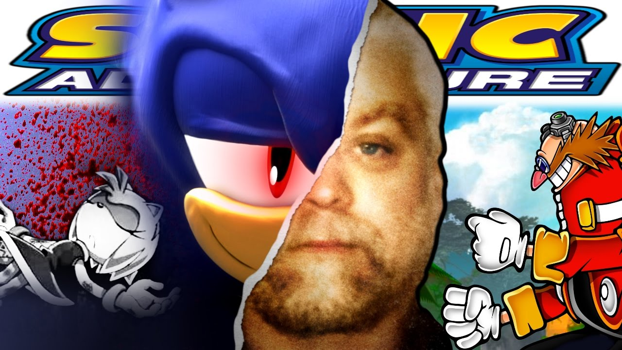 SONIC MAKING A MURDERER | Sonic Adventure DX Gameplay ...