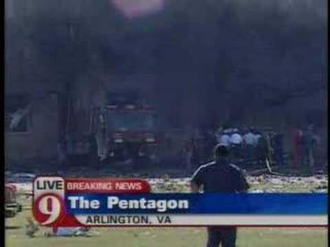 9/11 - Pentagon New Report (CBS)
