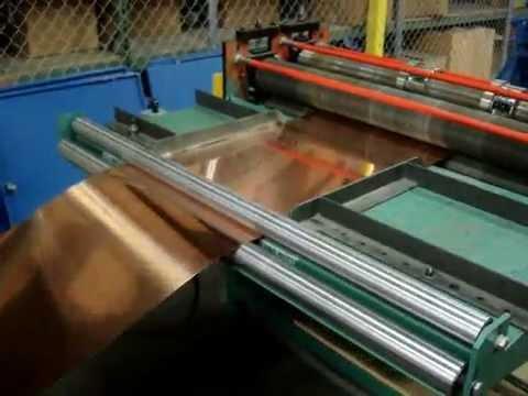 Slitter Slitting Machine Metal Slitter For Gutter Coil