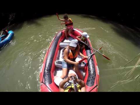 Израиль. Спуск по реке Иордан на лодке Кфар Блюм каяки Israel #6